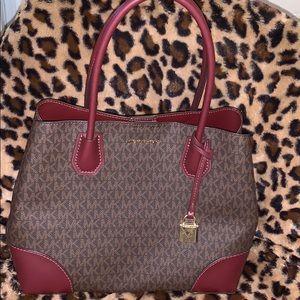 MK medium satchel
